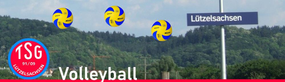 Volleyball – TSG Lützelsachsen